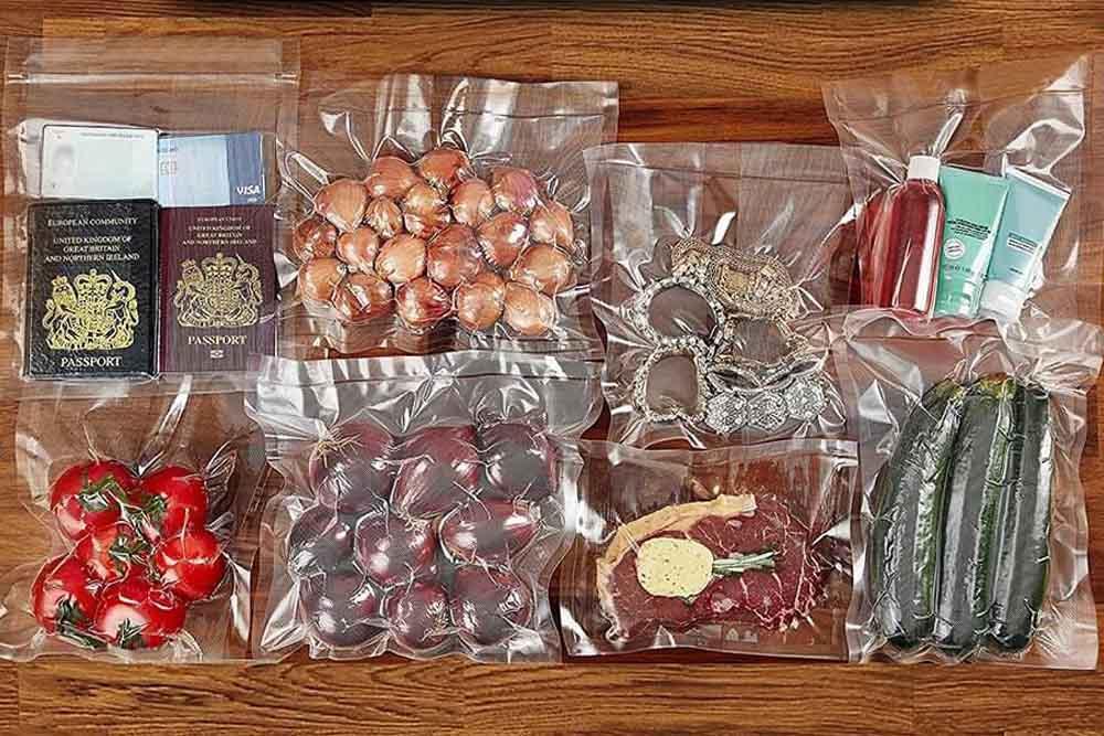 Emballage sous vide aliments et autres produits