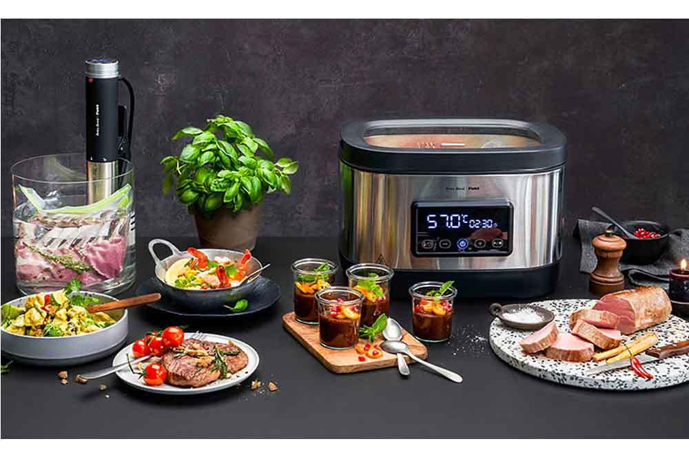 Machine sous vide 2021