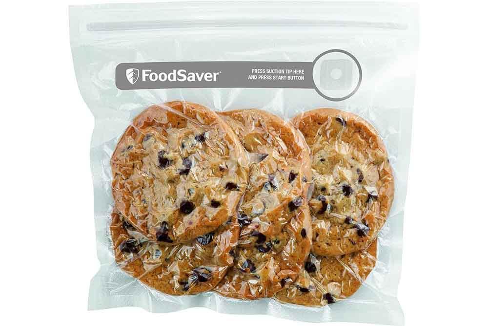 Sac sous vide réutilisable Foodsaver