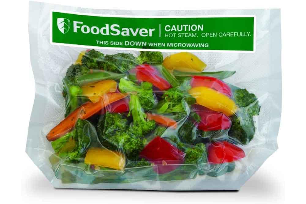 Sac sous vide congélation Foodsaver
