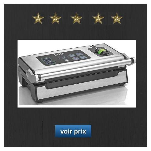 Machine sous vide Laica VT3240